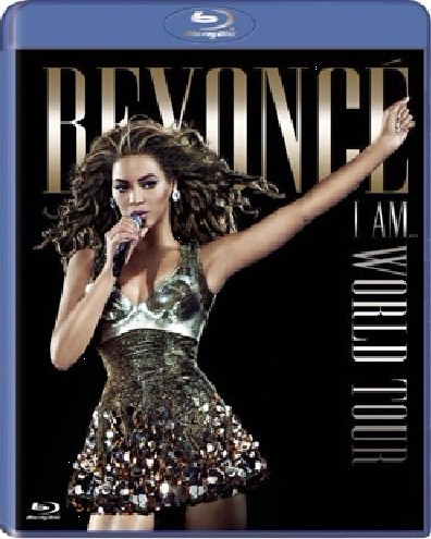 Blu-ray BEYONCE I Am World Tour