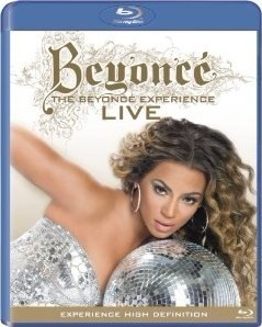 Blu-ray Beyonce Experience Live