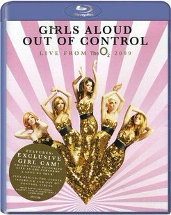Blu-ray GIRLS ALOUD Out of Control Tour 2009