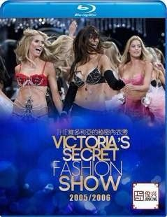 Blu-ray Victoria's Secret Fashion Show 2005-2006