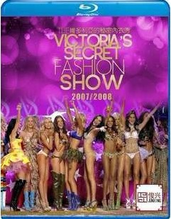Blu-ray Victoria's Secret Fashion Show 2007-2008