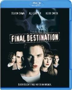 Blu-ray ファイナル・デスティネーション