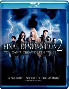 Blu-ray ファイナル・デスティネーション 2 デッドコースター