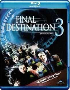 Blu-ray ファイナル・デッドコースター 3