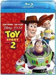 Blu-ray トイ・ストーリー2