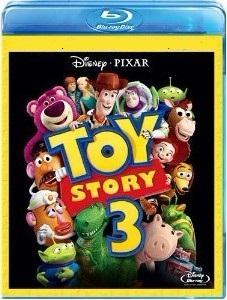 Blu-ray トイ・ストーリー3
