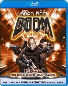 Blu-ray DOOM/ドゥーム