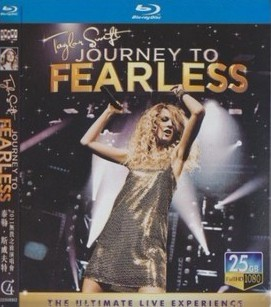 [Blu-ray] Journey to Fearless