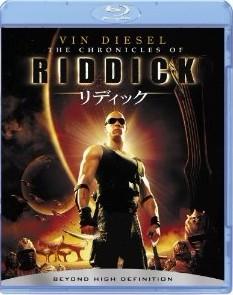 Blu-ray リディック