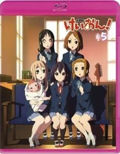 Blu-ray けいおん! 5
