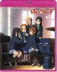Blu-ray けいおん!!(第2期) 1