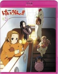 Blu-ray けいおん!!(第2期) 2