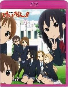 Blu-ray けいおん!!(第2期) 9
