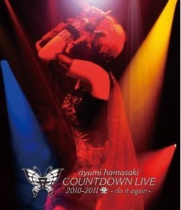 [Blu-ray] ayumi hamasaki COUNTDOWN LIVE 2010-2011 A(ロゴ) ~do it again~