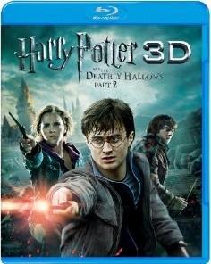 [3D&2D Blu-ray] ハリー・ポッターと死の秘宝 PART2