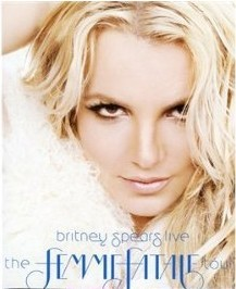 [Blu-ray] Britney Spears Live: The Femme Fatale Tour