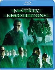 [Blu-ray] マトリックス レボリューションズ