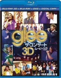 [3D&2D Blu-ray] glee/グリー ザ・コンサート・ムービー