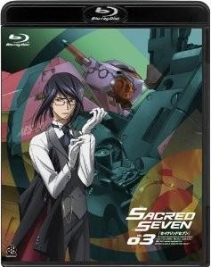 [Blu-ray] セイクリッドセブン 〔Sacred Seven〕 Vol.03
