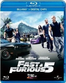 [Blu-ray] ワイルド・スピード 5
