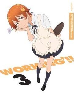 [Blu-ray] WORKING'!! 3
