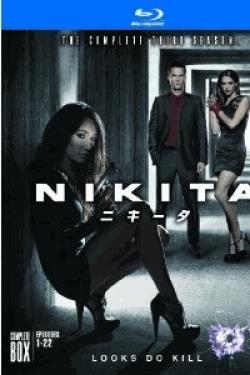 [Blu-ray] NIKITA / ニキータ シーズン 3 vol.2