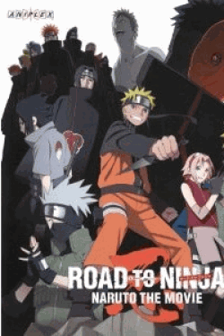 [Blu-ray] ROAD TO NINJA -NARUTO THE MOVIE-