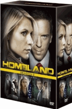 [DVD] HOMELAND/ホームランド DVD-BOX シーズン 2