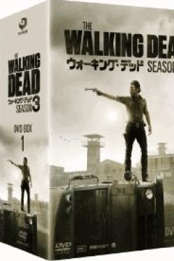 [DVD] ウォーキング・デッド DVD-BOX シーズン3