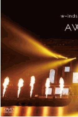 "[DVD] w-inds. LIVE TOUR ""AWAKE"