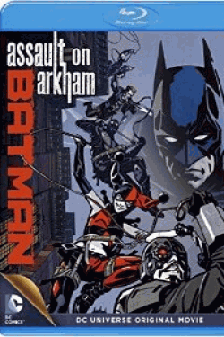 [Blu-ray] バットマン:アサルト・オン・アーカム
