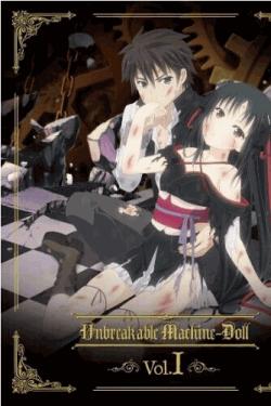[Blu-ray] 機巧少女は傷つかない Vol.1