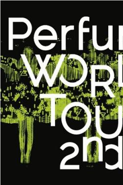 [DVD] Perfume WORLD TOUR 2nd