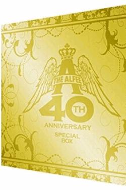 [DVD] THE ALFEE 40th Anniversary スペシャルボックス