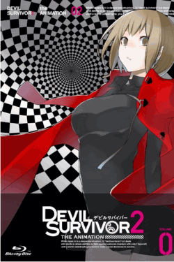 [Blu-ray] DEVIL SURVIVOR2 the ANIMATION 02