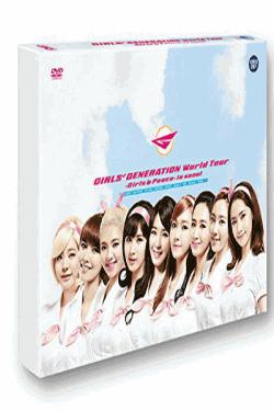 [DVD] 少女時代 GIRLS'GENERATION WORLD TOUR / GIRLS & PEACE IN SEOUL