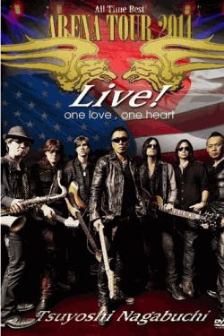"[DVD] TSUYOSHI NAGABUCHI ""ARENA TOUR 2014 ALL TIME BEST"