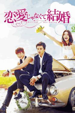 [DVD] 恋愛じゃなくて結婚 DVD-BOX1+2【完全版】(初回生産限定版)