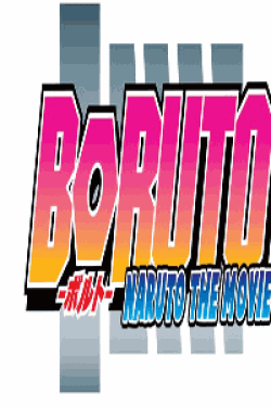 [DVD] BORUTO -NARUTO THE MOVIE-