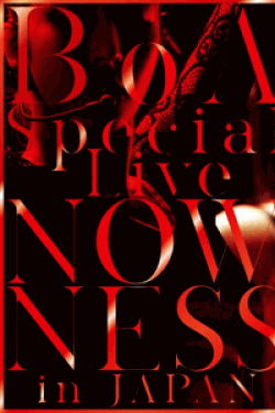 [DVD] BoA Special Live NOWNESS in JAPAN