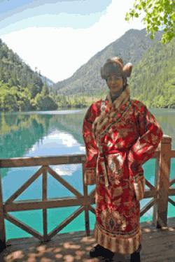 [DVD] パンダの故郷 美しき九寨溝~速水もこみち 中国・世界遺産の旅~