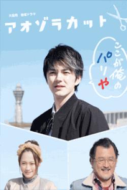 [DVD] 大阪発地域ドラマ アオゾラカット