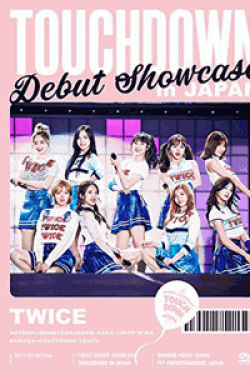 [DVD] TWICE DEBUT SHOWCASE