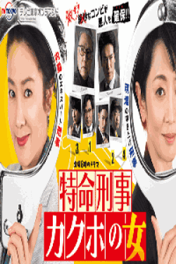 [DVD] 特命刑事カクホの女【完全版】(初回生産限定版)