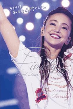 [DVD] namie amuro Final Tour 2018 ~Finally~ 福岡公演