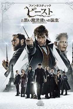 [DVD] ファンタスティック・ビーストと黒い魔法使いの誕生