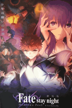 [DVD] 劇場版「Fate/stay night [Heaven's Feel] II.lost butterfly」