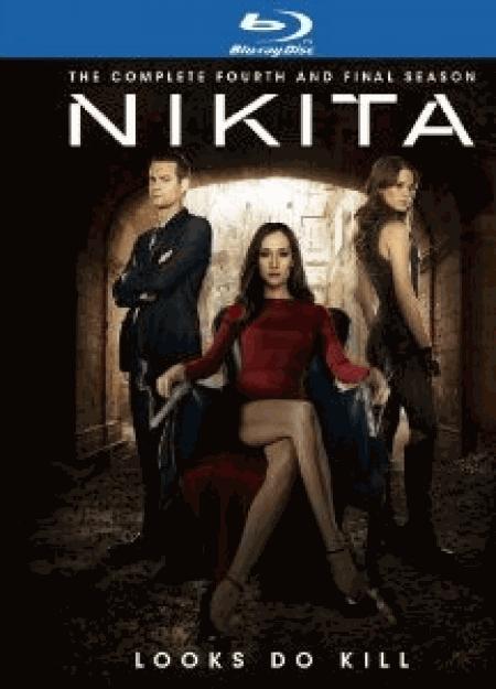 [Blu-ray] NIKITA / ニキータ シーズン 4