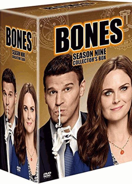 [DVD] BONES-骨は語る- シーズン9