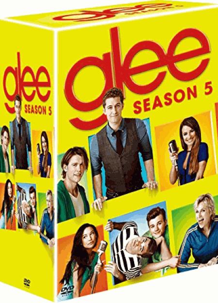 [DVD] glee/グリー DVD-BOX シーズン 5